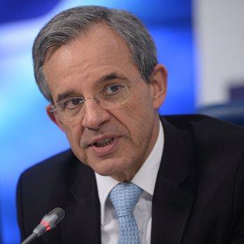 Пресс-конференция французских парламентариев