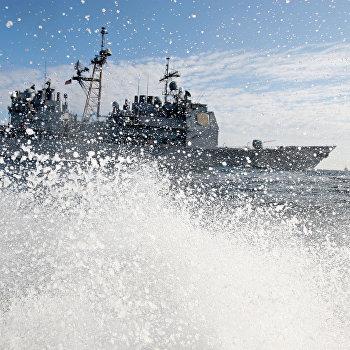 Международные военно-морские учения Фрукус-2012