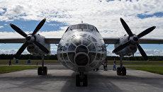 Празднование дня воздушного флота РФ в Санкт-Петербурге
