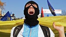 В Тернополе «Свобода» не пустила депутатов горсовета на работу