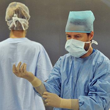 Операция по удалению катаракты в МНТК Микрохирургия глаза