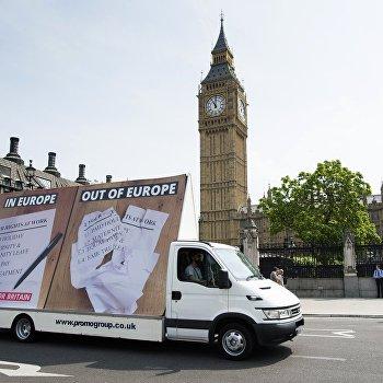 Референдум о членстве в Евросоюзе пройдет в Великобритании
