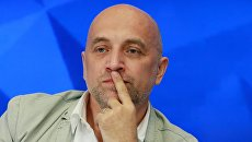 """Пресс-конференция, посвященная выходу книги Захара Прилепина """"Все, что должно разрешиться…"""""""