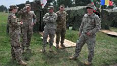 """Международные военные учения """"Репид Трайдент - 2015"""""""