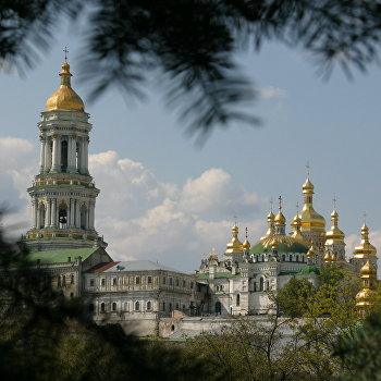 Святая Успенская Киево-Печерская Лавра