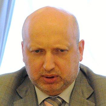 Встреча А.Турчинова с делегацией группы Европейской народной партии Европарламента
