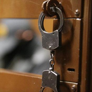 Рассмотрение ходатайства следствия об аресте А. Величко в Черемушкинском суде