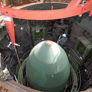 Подготовка к запуску РС-20