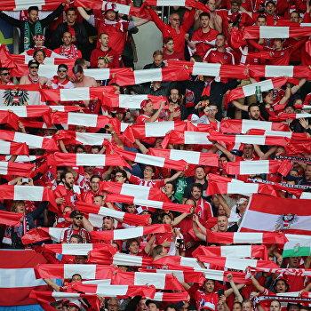 Футбол. Чемпионат Европы - 2016. Матч Португалия - Австрия