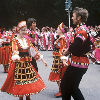 Церемония открытия фестиваля