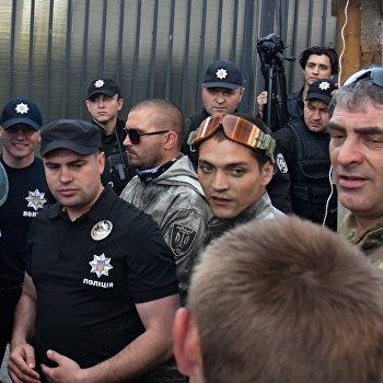 Беспорядки у Генконсульства РФ в Одессе
