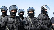 Заключительная фаза учений «Каспий – Антитеррор -2005»