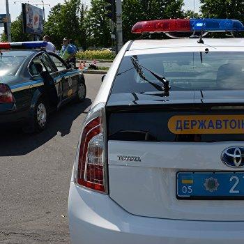 Ситуация в районе международного аэропорта Донецка