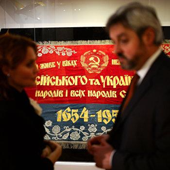 Открытие выставки На пути к Победе: исторические источники свидетельствуют