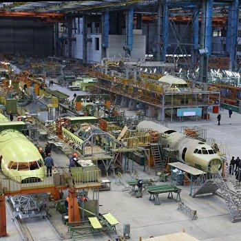 Авиационный завод ГП Антонов на Украине
