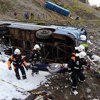 Международные учения спасательных служб Barents Rescue – 2009