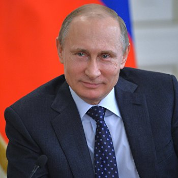 Президент РФ В.Путин встретился с интернет-предпринимателями и представителями ФРИИ