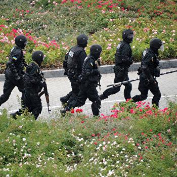 Совместные антитеррористические учения Донбасс-Антитеррор-2011