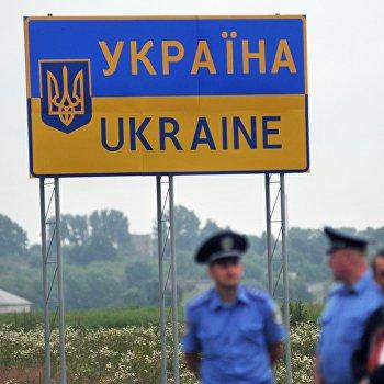 Международный пункт пропуска Угринов-Долгобичув на украинско-польском участке госграницы