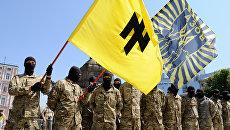 BellingCat: «Азов» получил оружие из США полгода назад