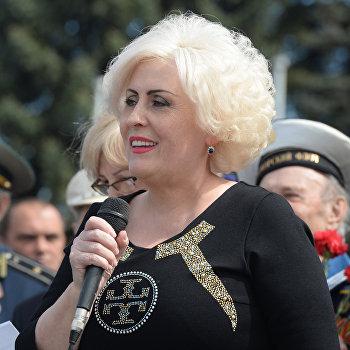 Праздничные мероприятия, посвященные 9 мая в Славянске
