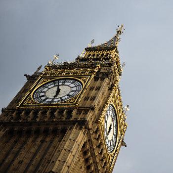 Лондон в преддверии Олимпийских игр - 2012