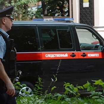 Обыски в здании Главного следственного управления СК РФ по Москве