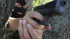 В киевском ЖЭКе расстреляли человека