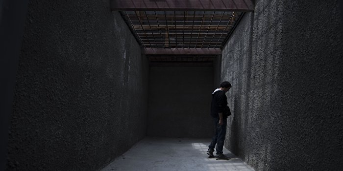 Колония для пожизненно осужденных в Киргизии