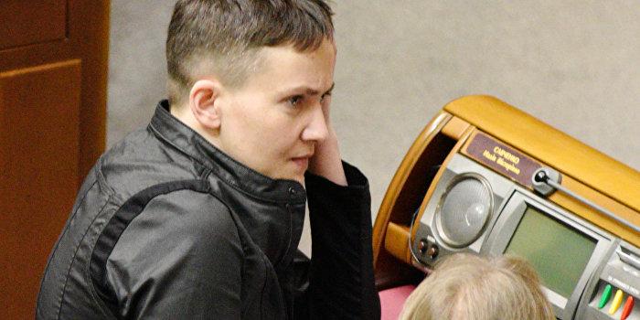 Закон Савченко: Киев назначил виновных в разгуле преступности