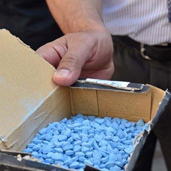 Уничтожение наркотических средств в Таджикистане