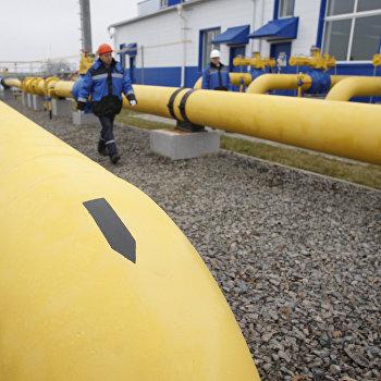 Запуск ГРС Западная ОАО Газпром в Белоруссии