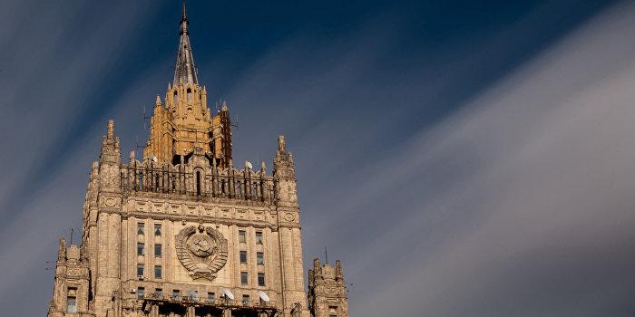 МИД РФ: Сущенко не выполнял на территории России журналистских функций