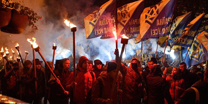 Мероприятия приуроченные к годовщине образования УПА на Украине