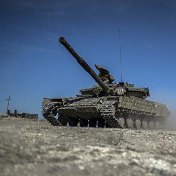 Отвод вооружений калибром менее 100 мм начался в ЛНР