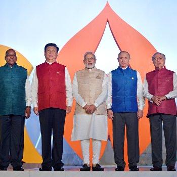 Визит президента РФ В. Путина в Республику Индию (Гоа)