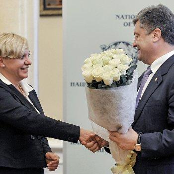 Валерия Гонтарева назначена главой Нацбанка Украины