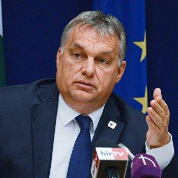 Саммит ЕС в Брюсселе орбан