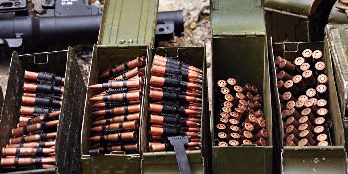 В ЛНР обнаружили около пяти тысяч боеприпасов в заброшенном доме