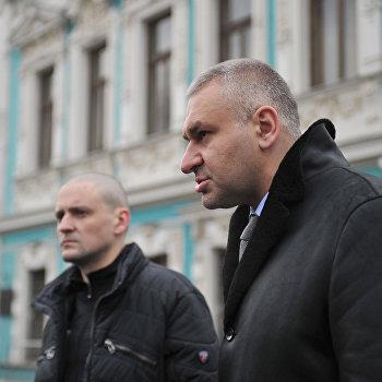 Сергей Удальцов вызван в прокуратуру Москвы