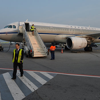 Новосибирский аэропорт Толмачево