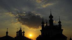 Виды города Юрьев-Польский Владимирской области