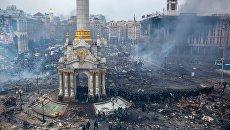 ГПУ: Дюжина подозреваемых в преступлениях на Майдане работает в силовых структурах Украины