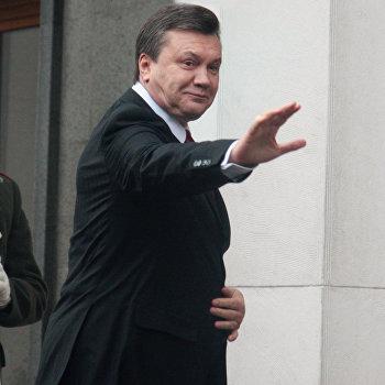 Инаугурация президента Украины Виктора Януковича