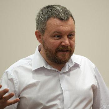 Пресс-конференция Андрея Пургина