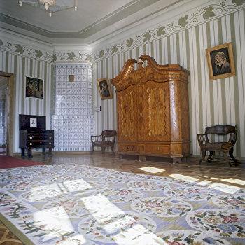 Комната матери Николая Васильевича Гоголя