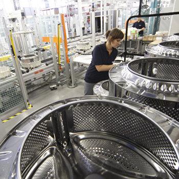 Открытие завода концерн BSH Bosch und Siemens Hausgerate