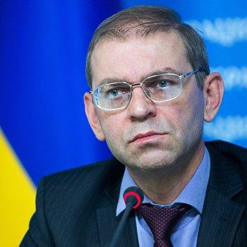 Брифинг и.о. главы администрации президента Украины С.Пашинского