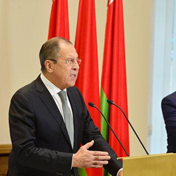 Совместная коллегия МИД России и Белоруссии в Минске