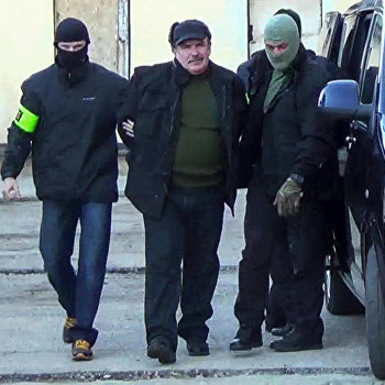 ФСБ РФ задержала в Севастополе бывшего военнослужащего штаба Черноморского флота Л. Пархоменко